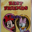 Disney Best Friends 2-Pin Set Minnie Mouse and Daisy Duck Limited Edition 3000