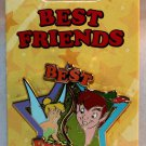 Disney Best Friends 2-Pin Set Peter Pan and Tinker Bell Limited Edition 3000