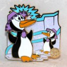 Disneyland It's A Small World 50th Anniversary Mystery Pin Collection Penguins Limited Release
