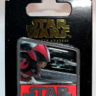 Disney Star Wars The Force Awakens Countdown Pin No. 2 Poe Dameron Limited Edition 10000