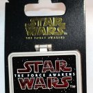 Disney Star Wars The Force Awakens Hinged Pin Sidon Ithano Limited Edition 10000