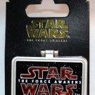 Star Wars The Force Awakens Hinged Pin Admiral Ackbar Limited Edition 10000