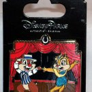 Disney Dapper Days 2014 Pin Dale and Clarice Limited Edition 2000