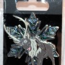 Walt Disney Imagineering WDI Stained Glass Frozen Pin Sven Limited Edition 300