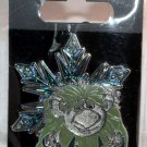 Walt Disney Imagineering WDI Stained Glass Frozen Pin Troll Pabbie Limited Edition 300