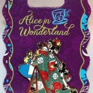 Disney Alice in Wonderland 65th Anniversary Pin Painting the Roses Limited Edition 3000
