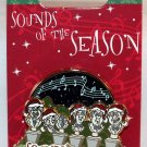 Disneyland Sounds of the Season 2016 Stained Glass Pin Tiki Room Parrot Limited Edition 3000