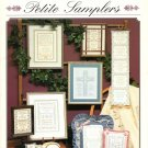 Stoney Creek Collection Petite Samplers 13 Designs to Cross Stitch