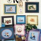 Pegasus Originals Kittens 8 Designs to Cross Stitch