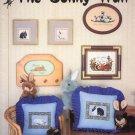 Pegasus Originals The Bunny Trail 11 Designs to Cross Stitch