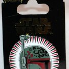 Disney Parks Star Wars Helmet Series Pin Boba Fett Filigree
