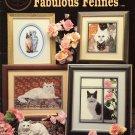 Cross My Heart Fabulous Felines 6 Designs to Cross Stitch