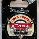Disneyland Cars Land I Was There Grand Opening Pin Mater and McQueen Limited Edition 2000