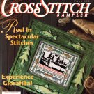 Cross Stitch Sampler Magazine Fall 1993 Issue 12 Projects Hardanger Primer