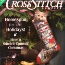 Cross Stitch Sampler Magazine Christmas 1992 Issue 31 Projects