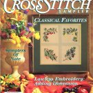 Cross Stitch Sampler Magazine Fall 1994 Issue 13 Projects