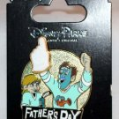 Disneyland Father's Day 2017 Pin Inside Out's Riley and Dad Limited Edition 5000