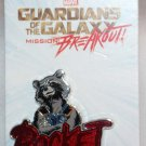 Disneyland Marvel Guardians of the Galaxy Mission Breakout Rocket Pin