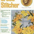 The Cross Stitcher Magazine August 1992 Issue 23 Projects to Stitch Linen Lesson 6