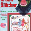 The Cross Stitcher Magazine August 1994 Issue 18 Projects to Stitch