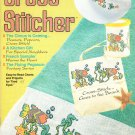 The Cross Stitcher Magazine August 1993 Issue 24 Projects to Stitch French Sampler