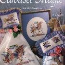 Leisure Arts Carousel Magic 6 Designs to Cross Stitch