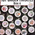 Leisure Arts 101 Garden Favorites Book 4 to Cross Stitch