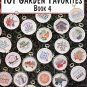 Leisure Arts 101 Garden Favorites Book 4 to Cross Stitch