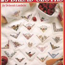 Leisure Arts 25 Bread Cloths to Cross Stitch