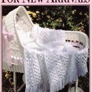 Leisure Arts For New Arrivals 5 Baby Afghans to Crochet
