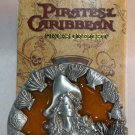 Walt Disney Imagineering WDI Pirates of the Caribbean Pieces of Eight Pin The Redhead Ltd Ed 300