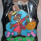 Walt Disney Imagineering WDI Easter 2017 March Hare Pin Limited Edition 200 Sealed