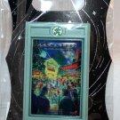 Walt Disney Imagineering WDI Shanghai Resort Disneytown Poster Pin Limited Edition 300