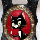 Walt Disney Imagineering WDI 2017 D23 Expo Cats Portrait Pin Mittens Limited Edition 300