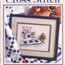 Leisure Arts Cross Stitch The Magazine June 1995 Issue 25 Projects