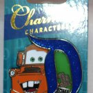 Disneyland Pin of the Month Charming Characters Tow Mater with Souvenirs Limited Edition 3000