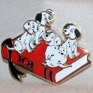 Walt Disney Imagineering WDI 2017 D23 Expo Storybook Collection Pin Ltd Ed 250 101 Dalmatians