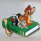 Walt Disney Imagineering WDI 2017 D23 Expo Storybook Collection Pin Ltd Ed 250 Bambi