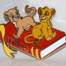 Walt Disney Imagineering WDI 2017 D23 Expo Storybook Collection Pin Ltd Ed 250 Lion King
