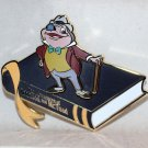 Walt Disney Imagineering WDI 2017 D23 Expo Storybook Collection Pin Ltd Ed 250 Ichabod and Toad