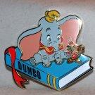 Walt Disney Imagineering WDI 2017 D23 Expo Storybook Collection Pin Ltd Ed 250 Dumbo