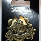 Disney Parks Mickey Mouse A Pirate's Life for Me Pin