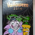 Disney Happy Halloween 2016 Yzma Pin Limited Edition 3000