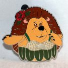 Disney D23 Expo 2013 Pixar Short Films Mystery Collection Pin Mr. Pricklepants LImited Release