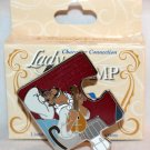Disney Character Connection Lady and the Tramp Puzzle Piece Mystery Pin Joe Ltd Ed 900