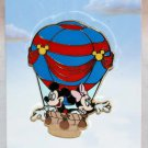 Disney Hot Air Balloon Mystery Pin Collection Mickey and Minnie