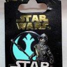 Disney Parks Star Wars the Force Awakens Rey Pin