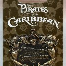 Disney Pirates of the Caribbean Sculpted Sign Pin with Mermaids