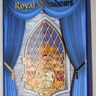 Walt Disney Imagineering WDI 2017 D23 Expo Royal Windows Jumbo Boxed Pin Ltd Ed 300 Jasmine
