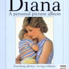 Ladies' Home Journal Princess Diana a Personal Pictue Album Magazine 1997
